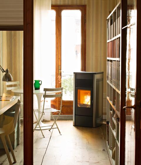 Ego | Pellet by MCZ | Pellet burning stoves