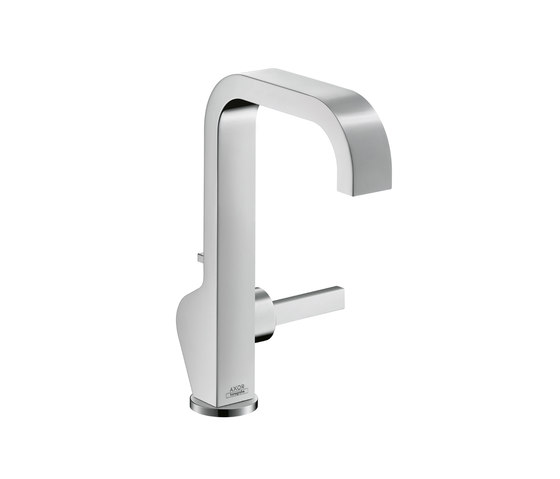 AXOR Citterio Single Lever Basin Mixer with high spout DN15 by AXOR | Wash-basin taps