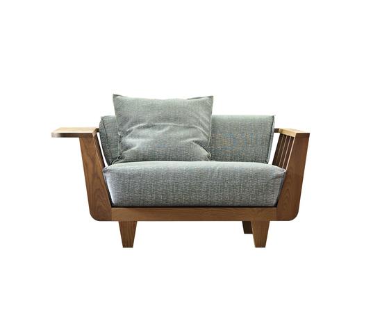 InOut 901 L-R by Gervasoni | Garden sofas