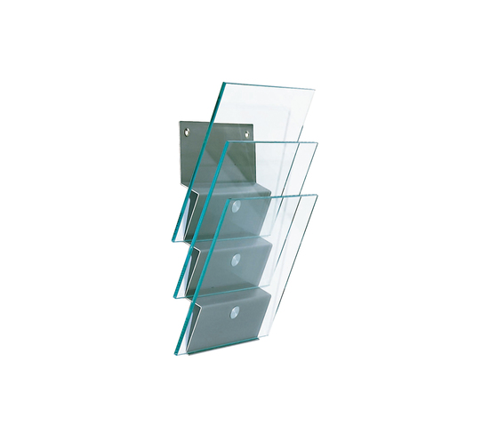 Times by D-TEC | Magazine holders / racks