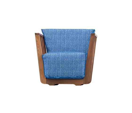 InOut 911 by Gervasoni | Garden armchairs
