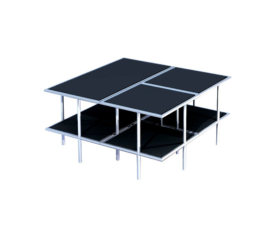 UFO 94 by D-TEC | Lounge tables