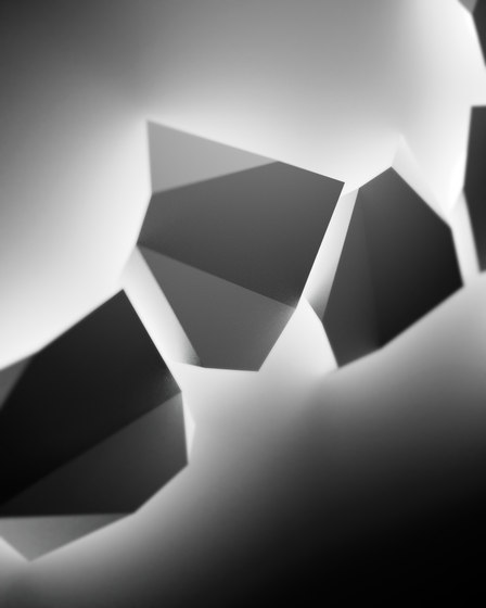Origami Wall luminaire by Vibia | General lighting