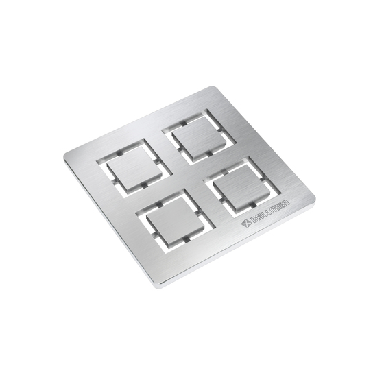 Cut 100 by DALLMER | Plate drains