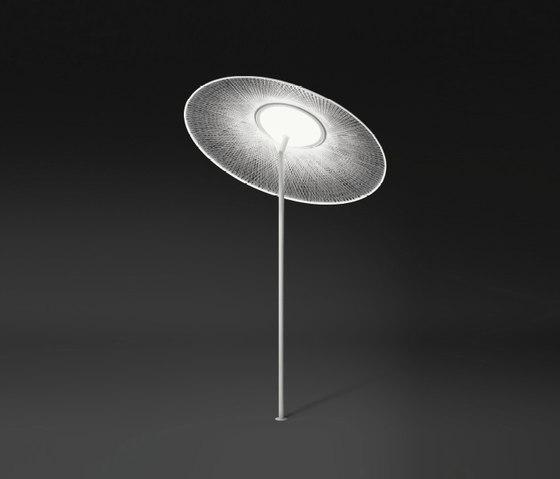 Wind floor lamp de Vibia | Luminarias de jardín
