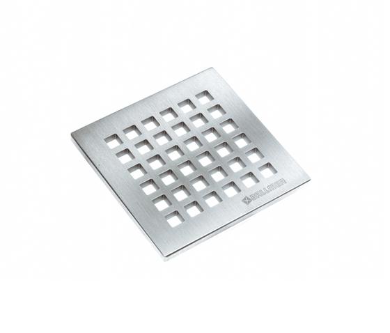 Quadra 100 by DALLMER | Plate drains