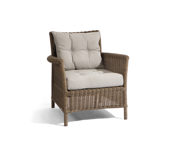 Beaumont 1S by Manutti | Garden armchairs