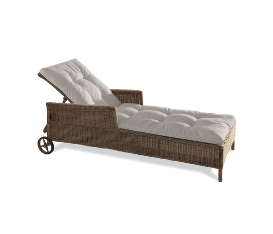 Beaumont by Manutti | Sun loungers