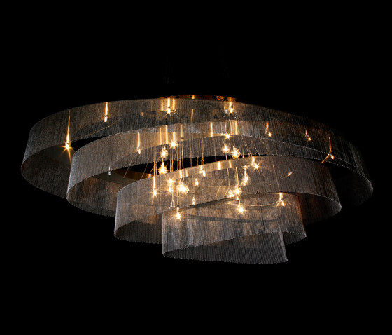 Elliptical Nebula 1600x600 by Willowlamp | Chandeliers
