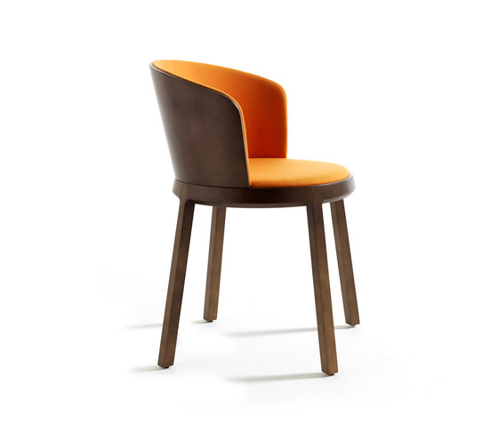 Aro 691 M by Capdell | Visitors chairs / Side chairs