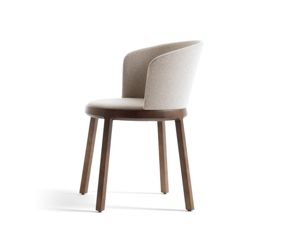 Aro 691 T by Capdell | Visitors chairs / Side chairs