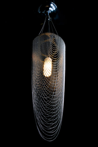 Circular Pod 150 Pendant Lamp by Willowlamp   Suspended lights
