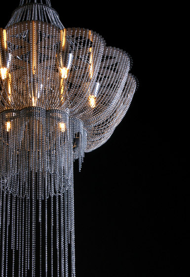Flower of Life - 500 - suspended by Willowlamp | Lighting objects