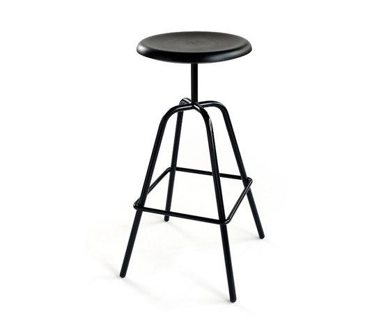 Herrenberger stool 150 de Atelier Haußmann | Taburetes de bar