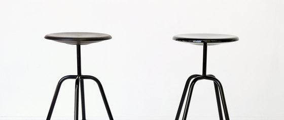 Herrenberger stool 150 by Atelier Haußmann | Bar stools