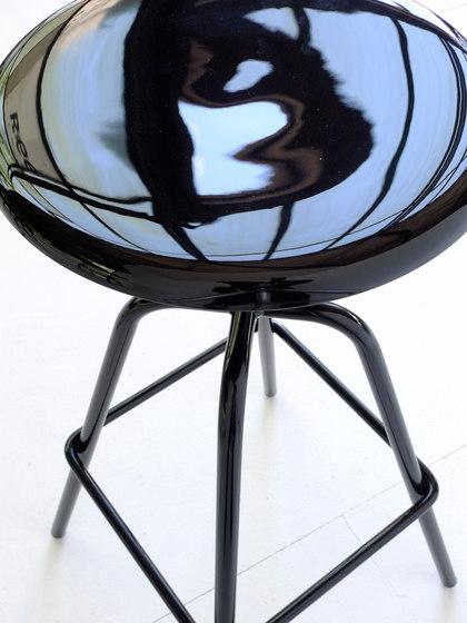 Herrenberger stool 150 de Atelier Haußmann | Tabourets de bar