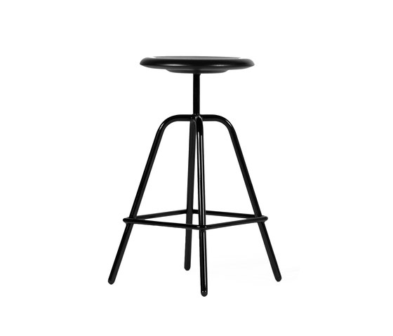 Herrenberger stool by Atelier Haußmann | Bar stools