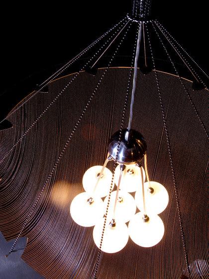 Custom Pod Pendant Lamp - 800 by Willowlamp | Suspended lights