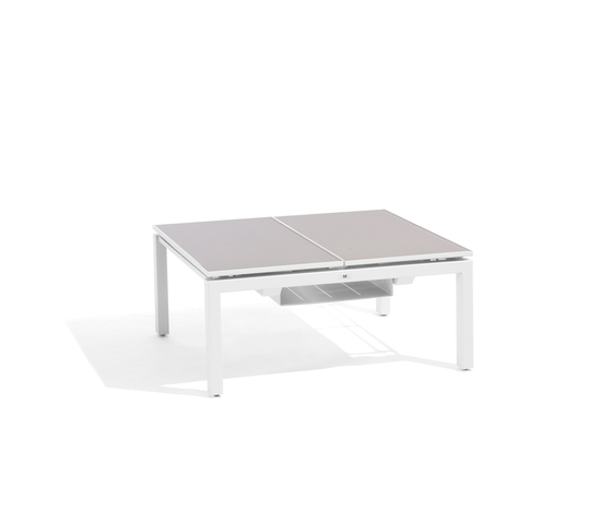 Trento tip up for 2 by Manutti | Coffee tables