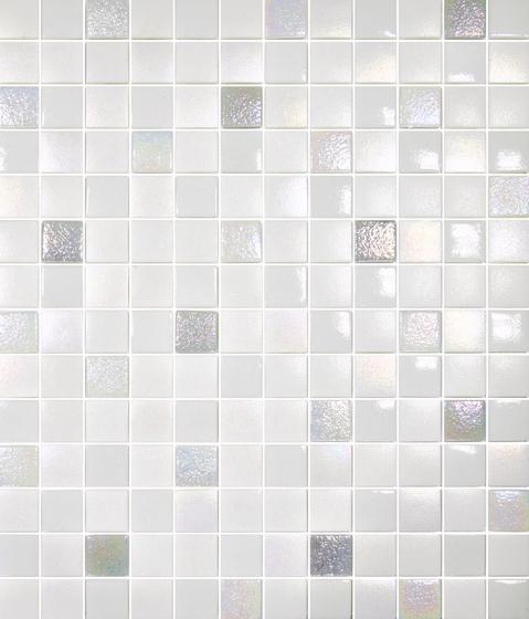 Textures Ice de Hisbalit | Mosaïques verre
