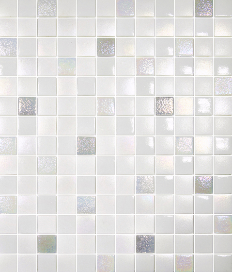 Textures Ice di Hisbalit | Mosaici vetro