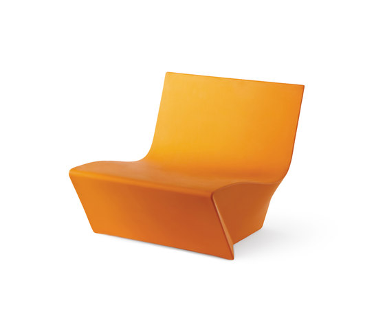 Kami Ichi by Slide | Garden armchairs