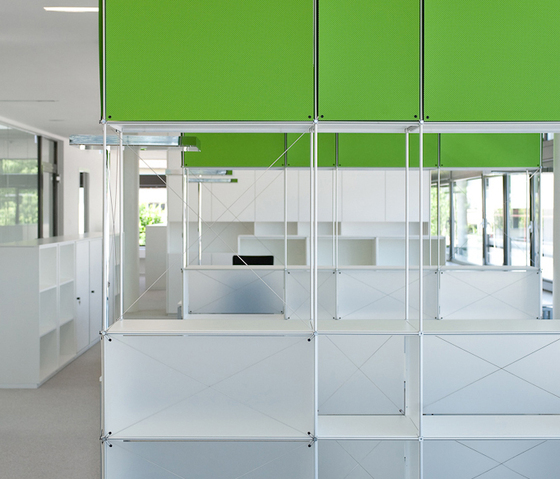 constructiv CLIC Office by Burkhardt Leitner | Space dividers