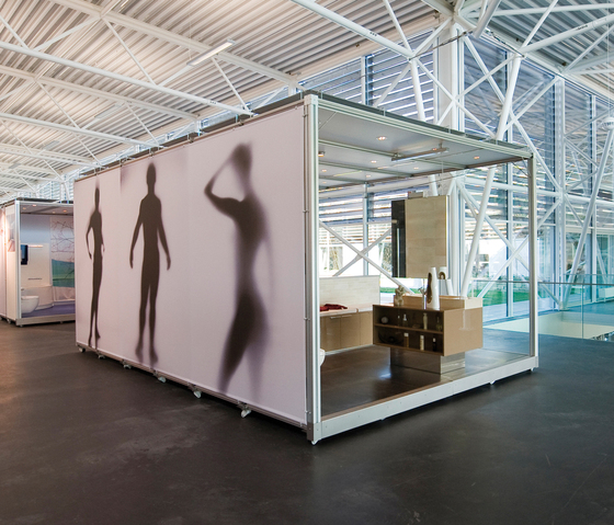 constructiv PILA Office by Burkhardt Leitner | Architectural systems