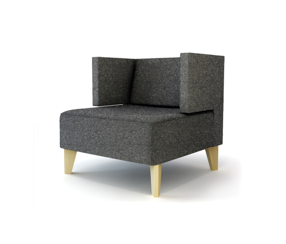Urban 836 by Capdell | Lounge chairs
