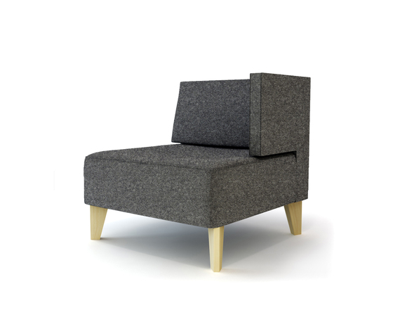 Urban 836 1BR by Capdell | Lounge chairs