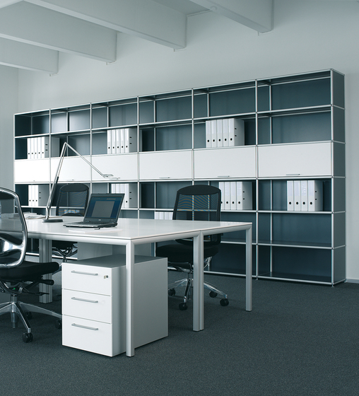 spinoff shelving system by formfarm | Office shelving systems