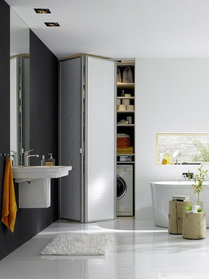 S 300 Folding Door by raumplus | Internal doors
