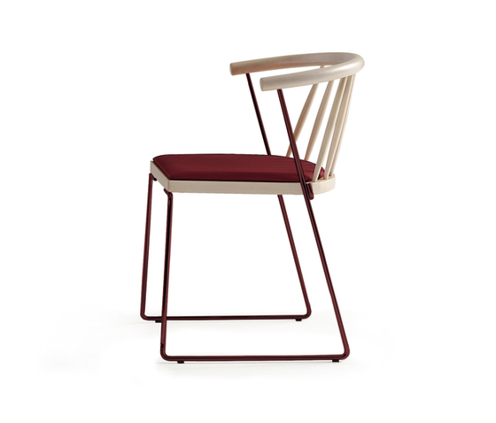 Dallas 625 C by Capdell | Restaurant chairs