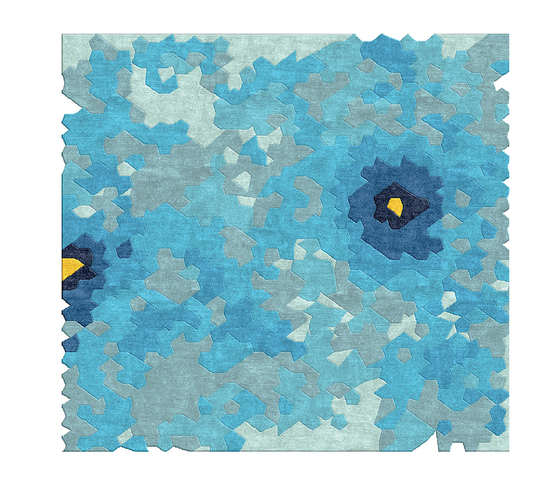 4 Seasons - Eté by Chevalier édition | Rugs / Designer rugs