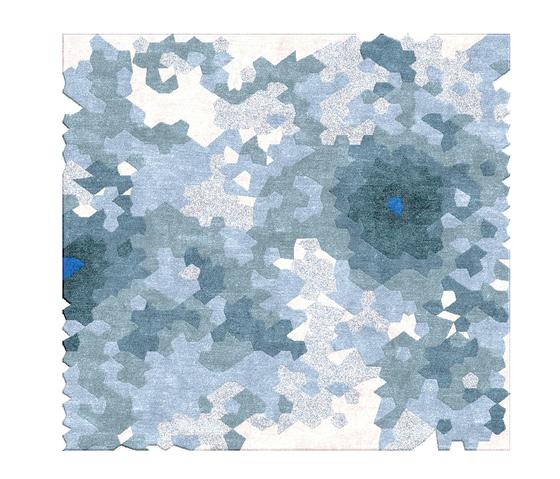 4 Seasons - Hiver von Chevalier édition | Formatteppiche / Designerteppiche