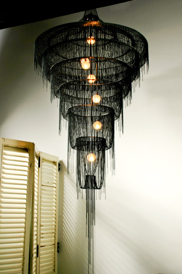 Droplet - 1000 de Willowlamp | Lustres / Chandeliers