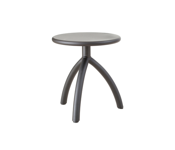 Stool black by Functionals | Stools