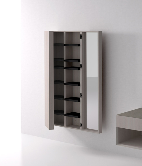 i Fiumi by Boffi | Wall cabinets