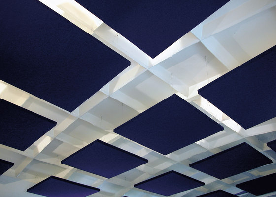 Stereo Panels by Texaa® | Suspended panels