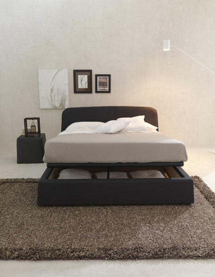 Gold by Bolzan Letti | Double beds
