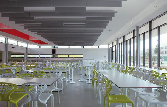 Stereo screens by Texaa® | Ceiling systems