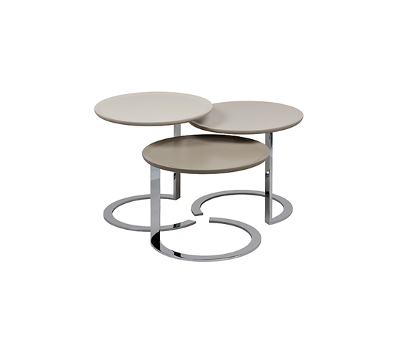 Trio Sidetable by Christine Kröncke | Side tables
