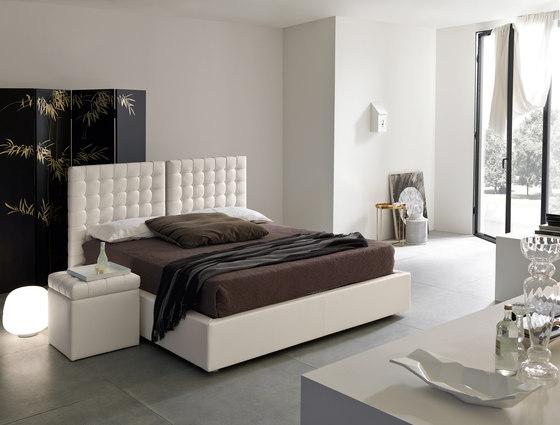 Poissy* by Bolzan Letti | Double beds