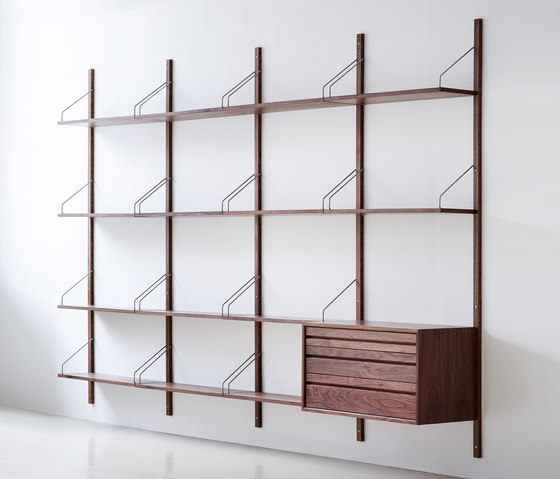 ROYAL SYSTEM® by dk3 | Office shelving systems
