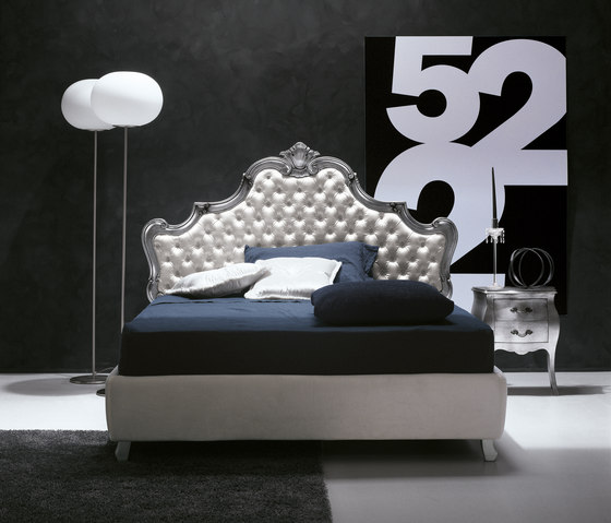 Chantal by Bolzan Letti | Double beds