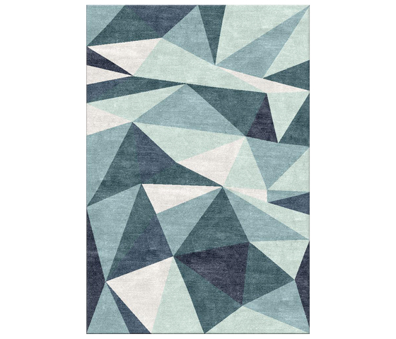 Broken Glass by Chevalier édition | Rugs / Designer rugs