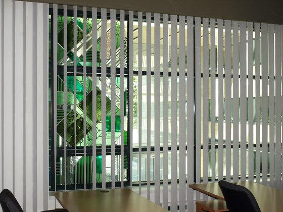 Vibrasto vertical blinds by Texaa®   Vertical blinds