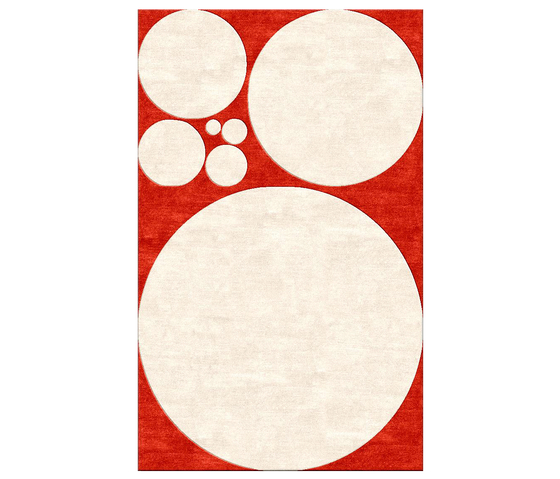 Circle 7 de Chevalier édition | Tapis / Tapis design