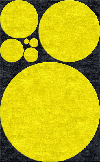 Circle 7 by Chevalier édition | Rugs / Designer rugs