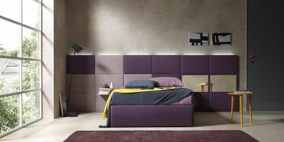 Line 02 by Bolzan Letti | Single beds